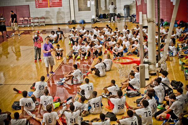 Over 120 Campers at Fall Showcase
