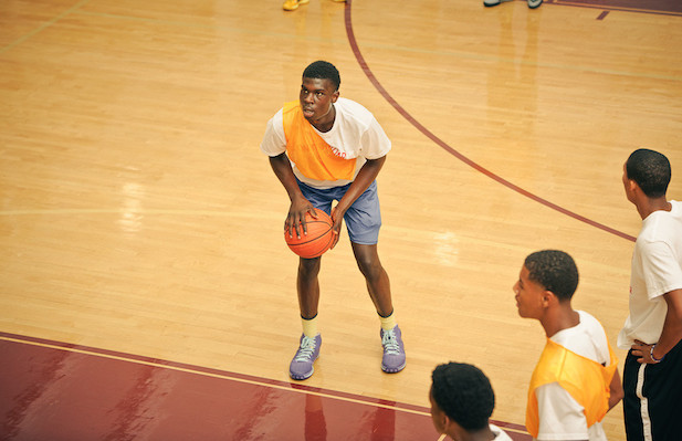 #OTRHoopsReport: In Focus with Eric Hamilton - Oct. 28, 2013