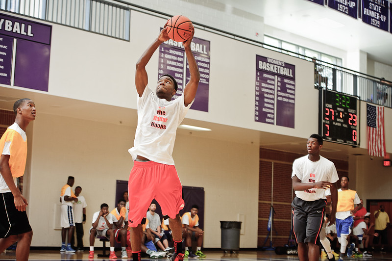 #OTRHoopsReport: Footage from the Georgia Challenge-Oct. 13, 2014