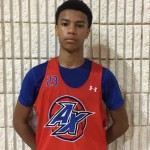 Atlanta Xpress guard TJ Bickerstaff