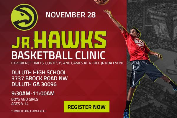 Altanta Hawks: JR. Hawks Program