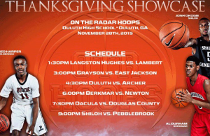 Thanksgiving Showcase