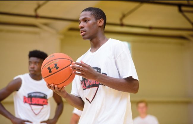 #OTRHoopsReport: Top 5 plays from the Fall Showcase -Sept 13, 2016