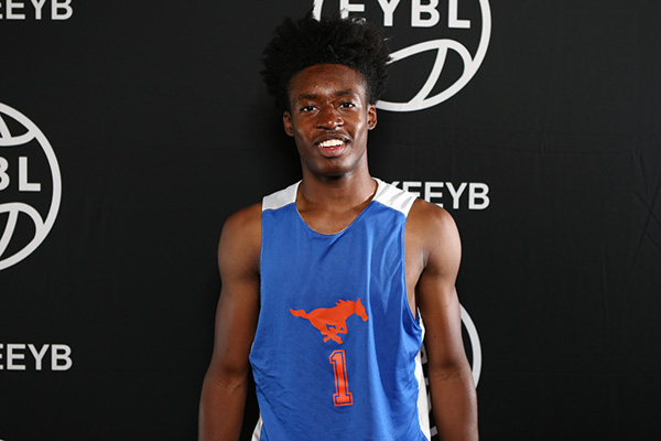 #OTRHoopsReport: IMPACT Commitment - Collin Sexton - 11/10/16