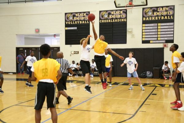 #OTRHoopsReport: Wings stand tall at the Junior Elite 100 Camp - March 6, 2017