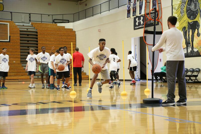 OTRHoopsReport: Middle School talent on display at the Junior Elite 100 Camp - March 9, 2017