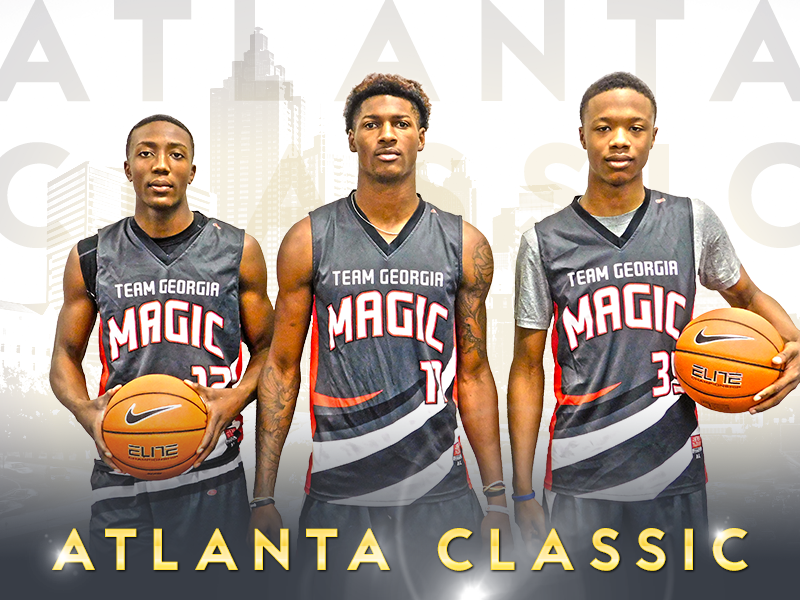 #OTRHoopsReport: Atlanta Classic Dynamic Duos and Trios - May 17, 2017