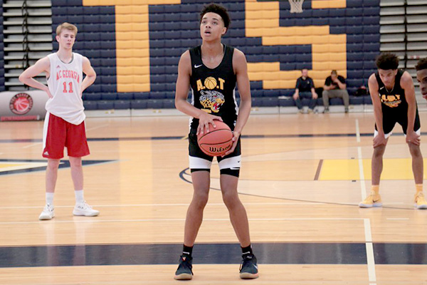 #OTRHoopsReport: The Opening Brings First Impressions - April 9, 2018