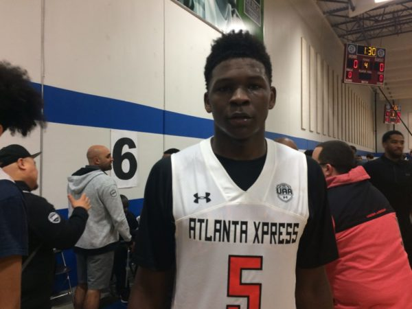 #OTRHoopsReport: Under Armour Session II -May 8, 2018