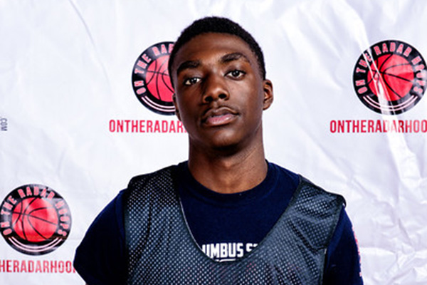 #OTRHoopsReport: Featured Player from the 2018 Super 64 Camp - Travon Smith