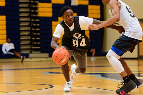 OTRHoopsReport: Targeted at the OTR Super 64 Camp - September 15, 2018