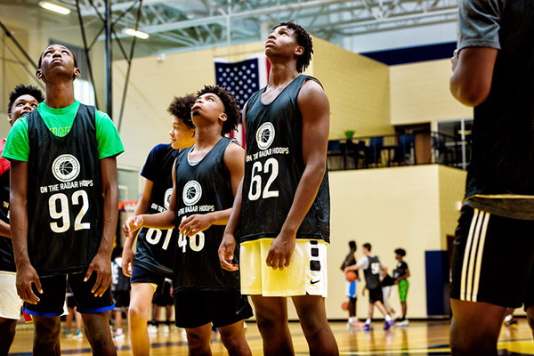 #OTRHoopsReport: Featured Player from the 2018 Super 64 Camp - Terrell Ard