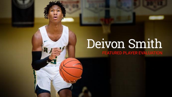 Deivon Smith Player Evaluation