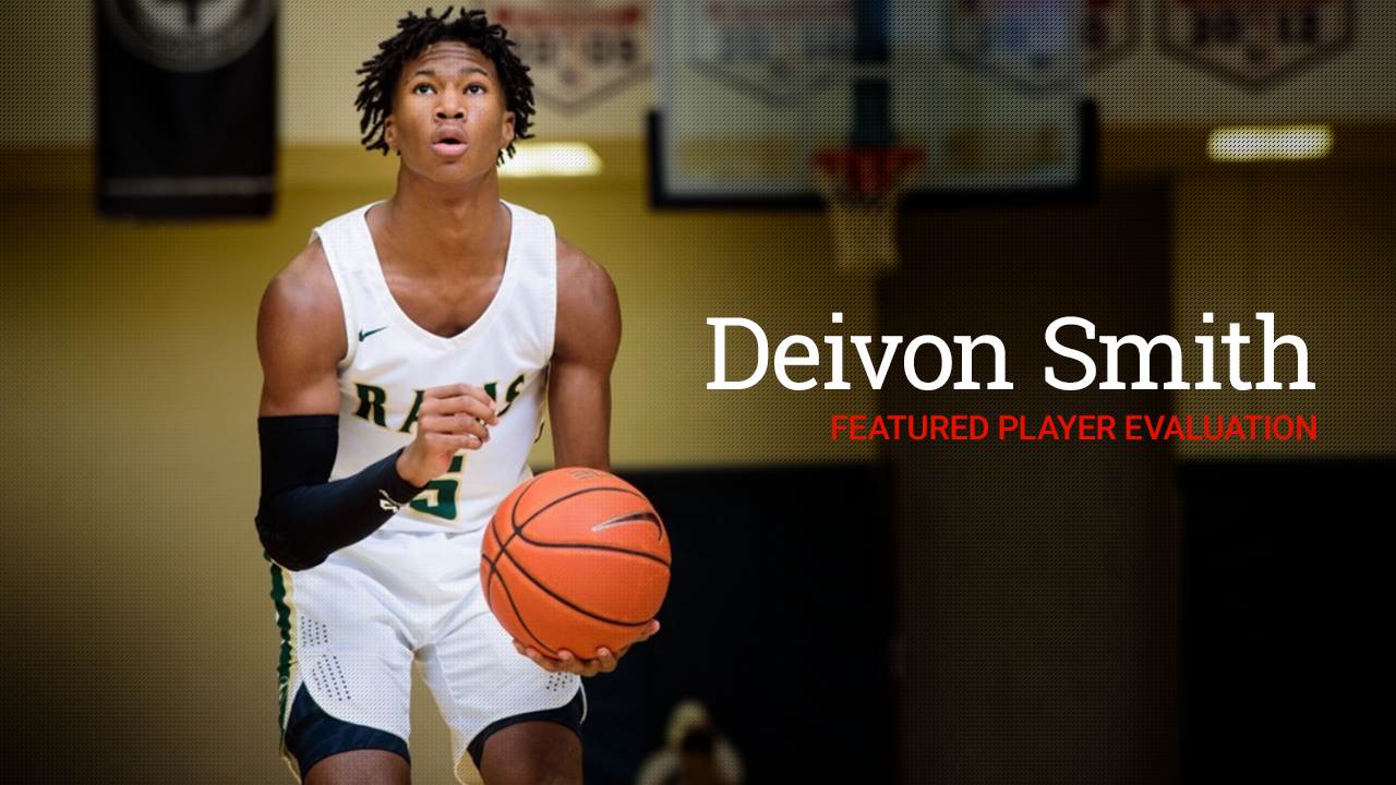 Deivon Smith Player Evaluation