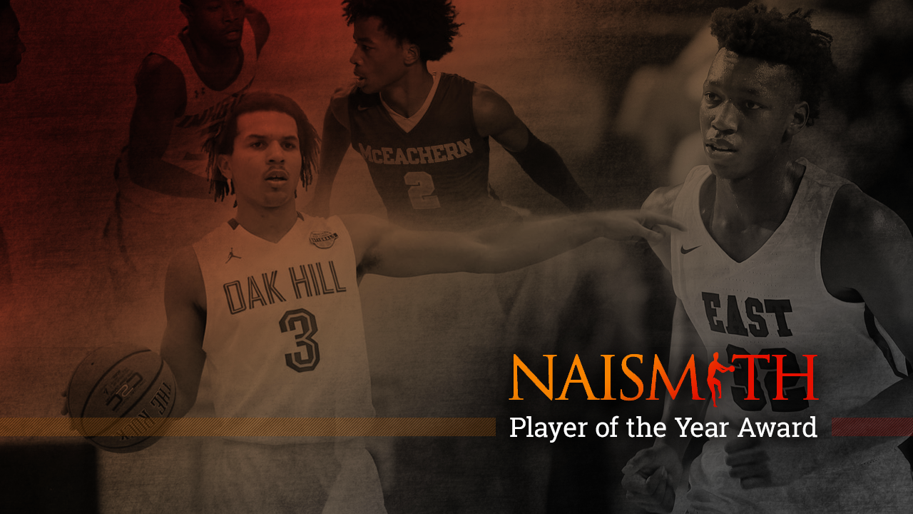 Naismith Player of the Year