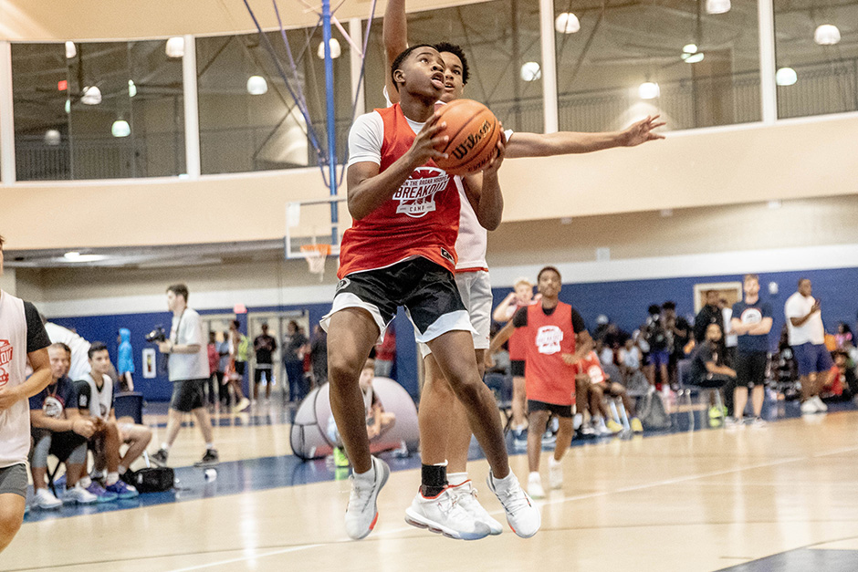 #OTRHoopsReport - Breakout Camp Standouts PART I - August 20, 2019