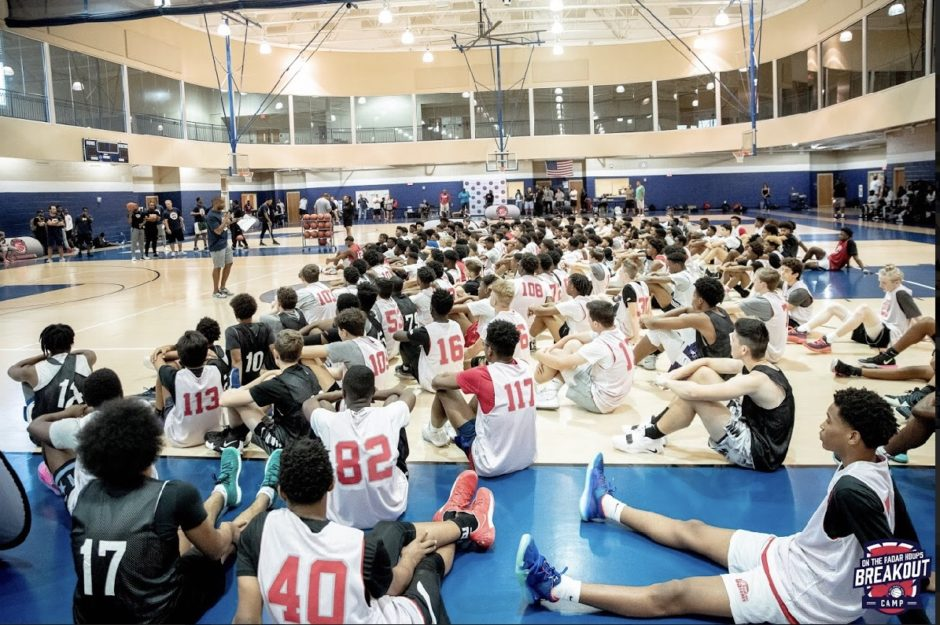 #OTRHoopsReport: Breakout Camp Review - September 12, 2019