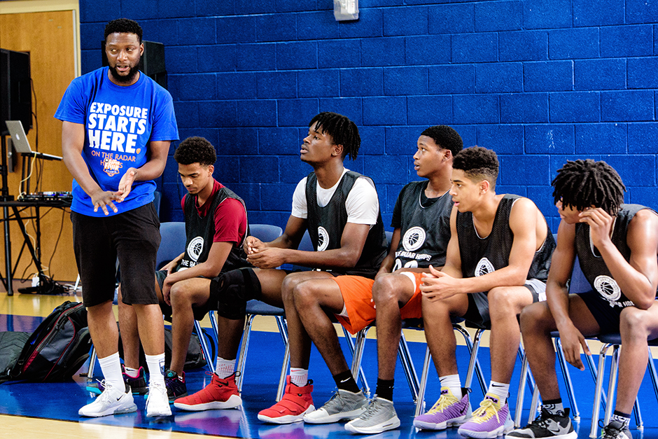#OTRHoopsReport - Great Impressions from Super 64 Camp - September 3, 2019