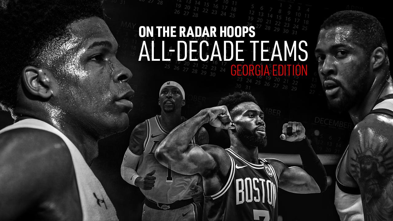 All-Decade Teams: Georgia Edition