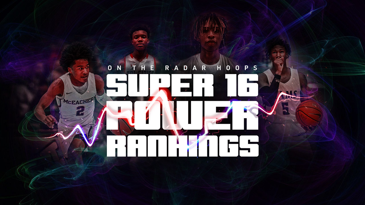 Super 16 Power Rankings