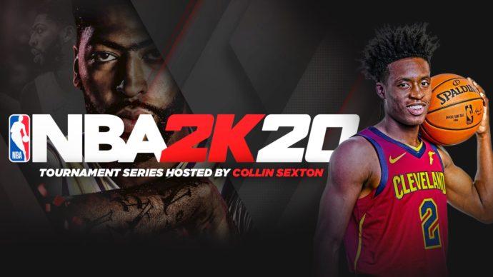 The NBA 2K20 Tournament Series