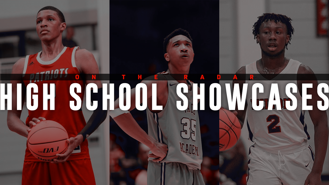 On the Radar Hoops High School Showcases