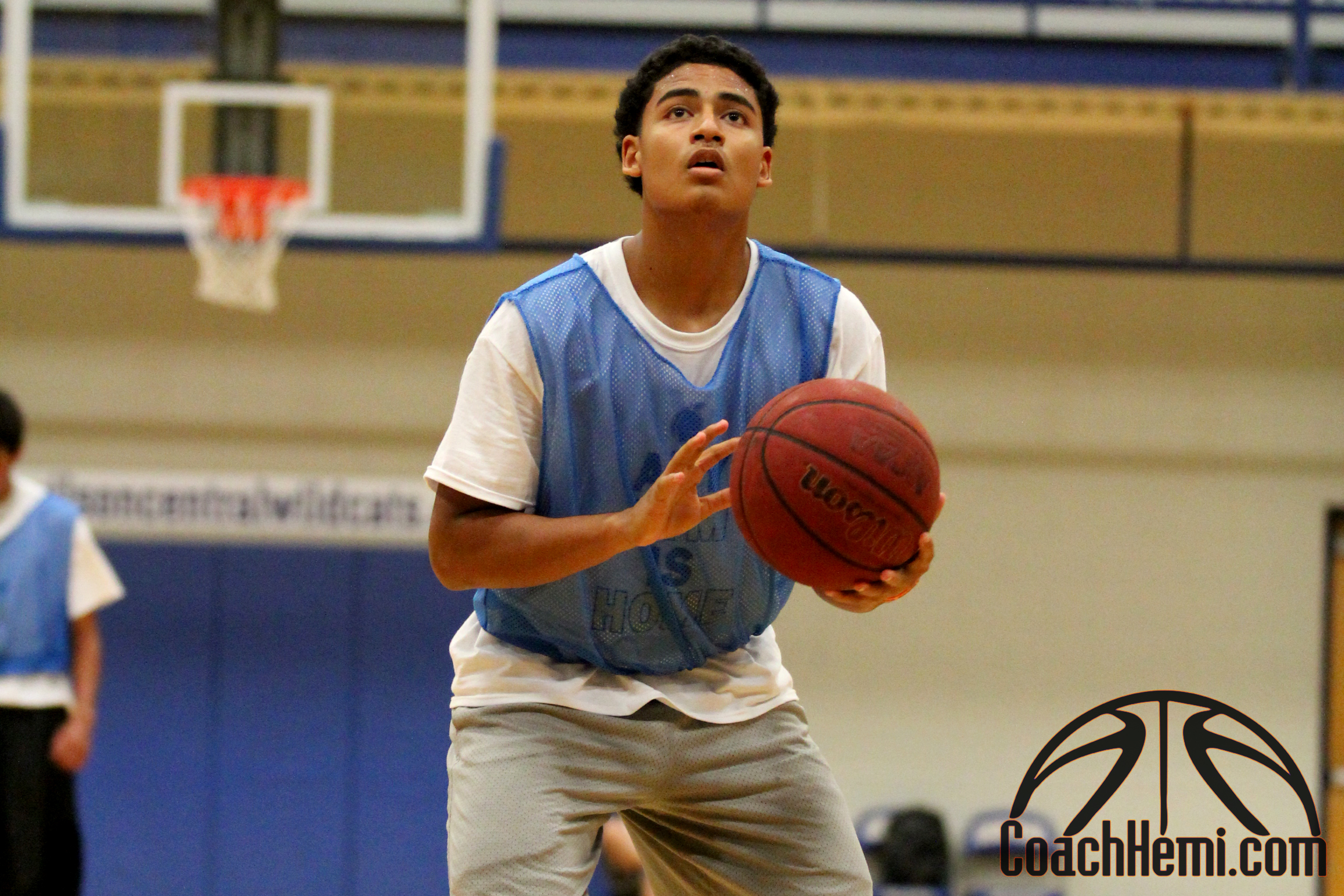 #OTRHoopsReport: Coach Hemi Fall Workout Player Evaluations - October 13, 2014