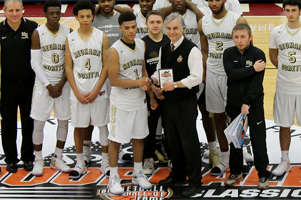 #OTRHoopsReport: Day Two Hoop Hall Classic - January 15, 2017