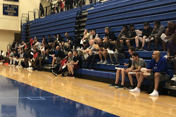 #OTRHoopsReport: NCAA GEORGIA TOP 100 CAMP FIVE TO KNOW - JULY 2, 2019