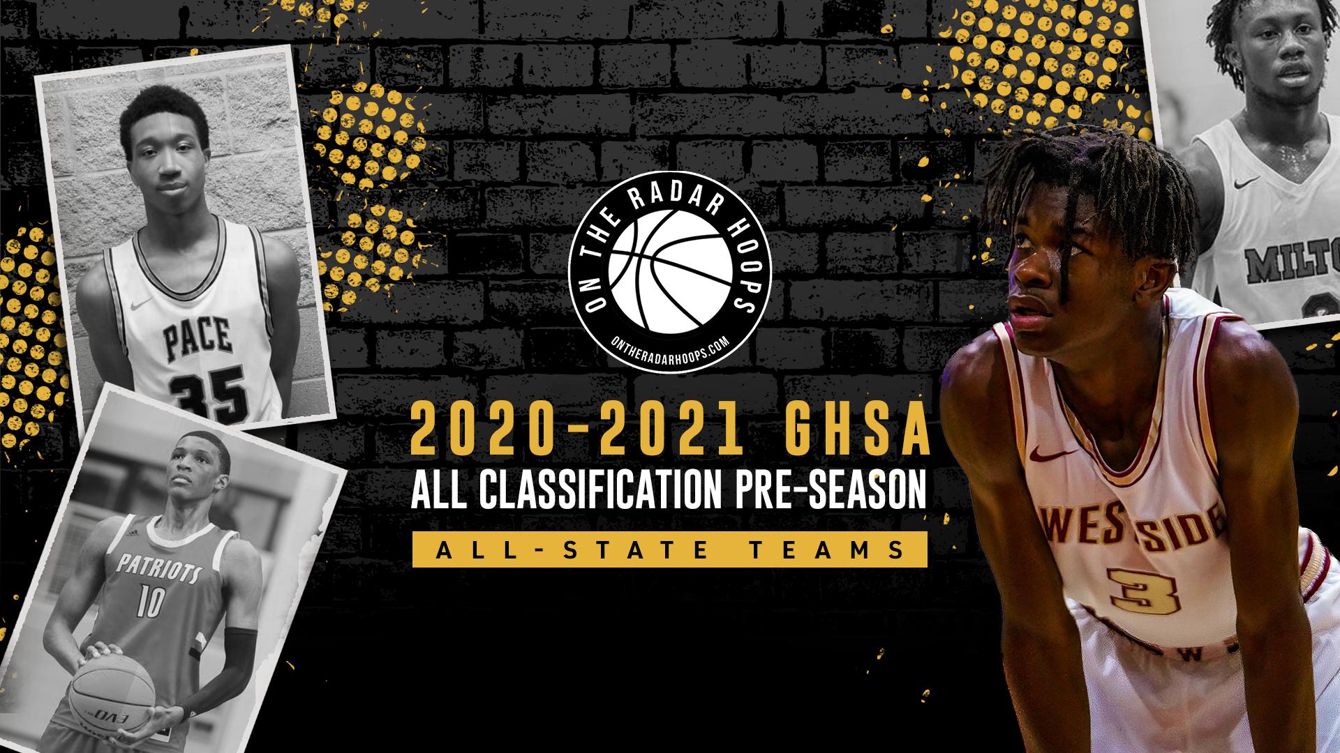 2020-21 GHSA All Classification Pre-Season All-State Teams