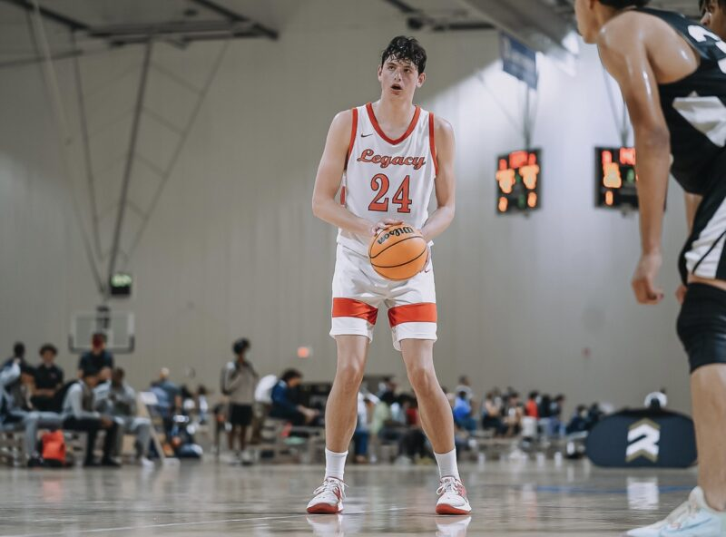 Heat Check from Session I of the Sweet 16 - April 13, 2021
